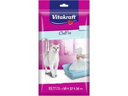 Vitakraft Katzenstreu Clo Fix Hygiene Beutel