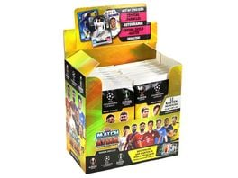 Topps UEFA Champions League Match Attax 2021 2022 1 Booster Packung je 12 Karten