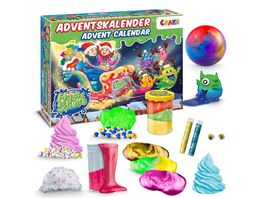 CRAZE Magic Slime Adventskalender 21
