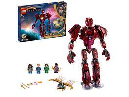 LEGO Marvel 76155 In Arishems Schatten Superhelden Spielzeug