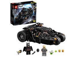 LEGO DC Batman 76239 Batmobile Tumbler Duell mit Scarecrow Spielzeug