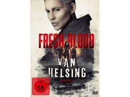 Van Helsing Staffel 4 4 DVDs