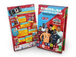 Topps Bundesliga Match Attax Adventskalender 2021 2022