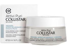 COLLISTAR Attivi Puri Hyaluronic Acid Ceramides Aquagel