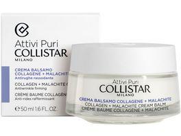 COLLISTAR Attivi Puri Collagen Malachite Cream Balm