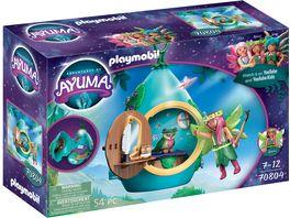 PLAYMOBIL 70804 Adventures of Ayuma Tropfenhaeuschen