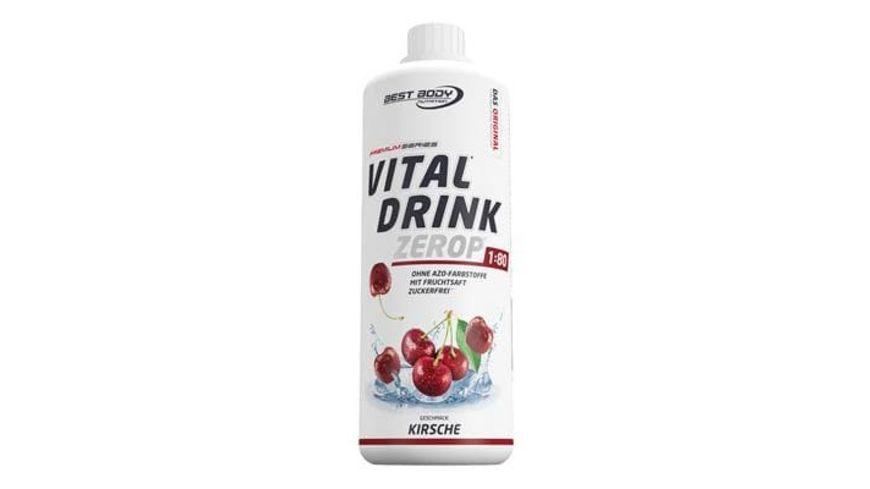 BBN Vital Drink - Kirsche