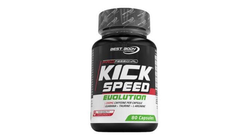 BBN Professional Kick Speed Evolution Caps