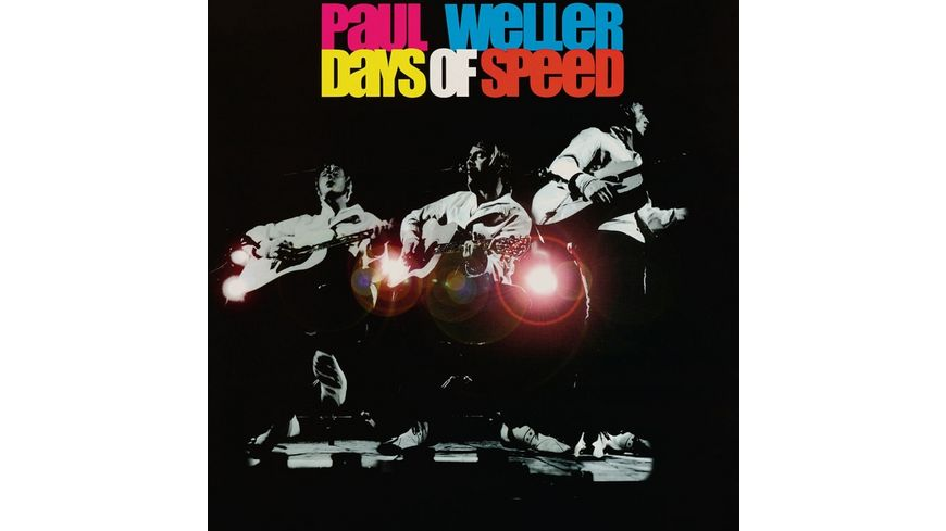 Day Of Speed (2LP)