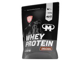 Mammut Whey Protein Chocolate