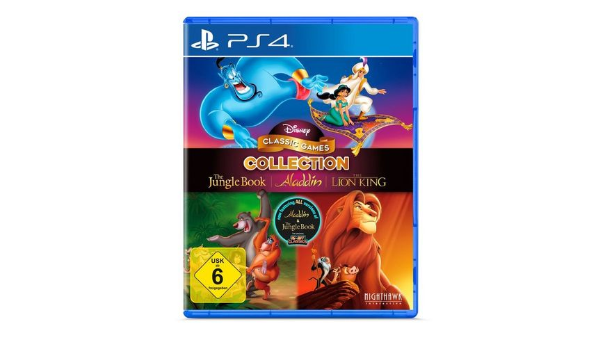 Disney Classic Games Collection - Aladdin, The L