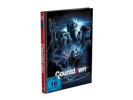 Countdown 2 Disc Mediabook Cover A Blu ray DVD Limited 999 Edition Uncut