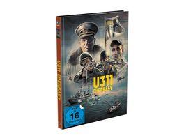 U311 Cherkasi 2 Disc Mediabook Cover A Blu ray DVD Limited 999 Edition Uncut