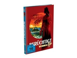 Alfred Hitchcock Beruechtigt Weisses Gift 1946 2 Disc Mediabook Cover A Blu ray DVD Limited 999 Edition