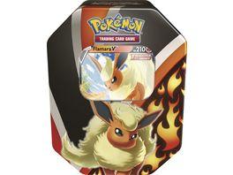 Pokemon Sammelkartenspiel Pokemon TIN 95 FLAMERA V