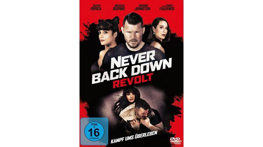 Never Back Down: Revolt