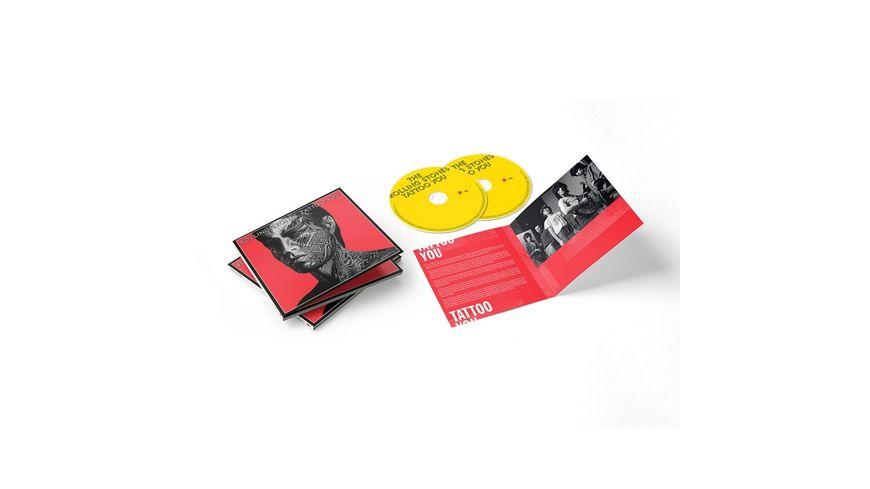 Tattoo You-40th Anniversary (2 CD)