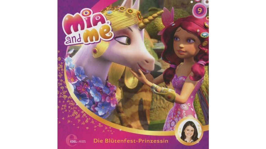 9 HSP z TV Serie Die Bluetenfest Prinzessin