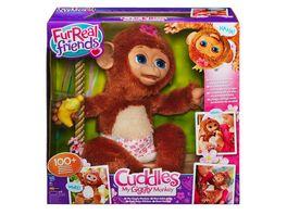 Hasbro FurReal Friends Cuddles Mein Baby Aeffchen