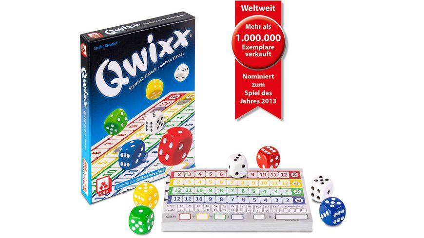 Nuernberger Spielkarten Qwixx