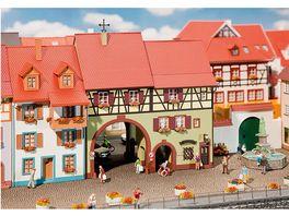 Faller 130499 H0 Stadthaus Niederes Tor