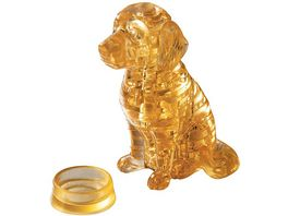 HCM Kinzel Crystal Puzzle Golden Retriever