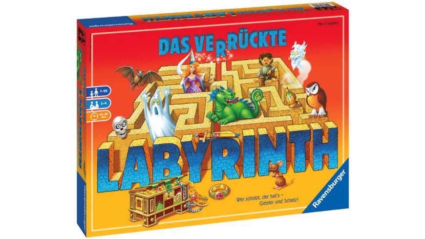Ravensburger Spiel Das ver rueckte Labyrinth