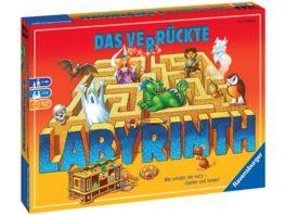 Ravensburger Spiel Das verrueckte Labyrinth
