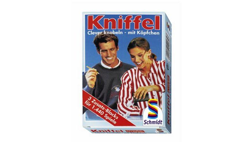 Schmidt Spiele Kniffelbloecke