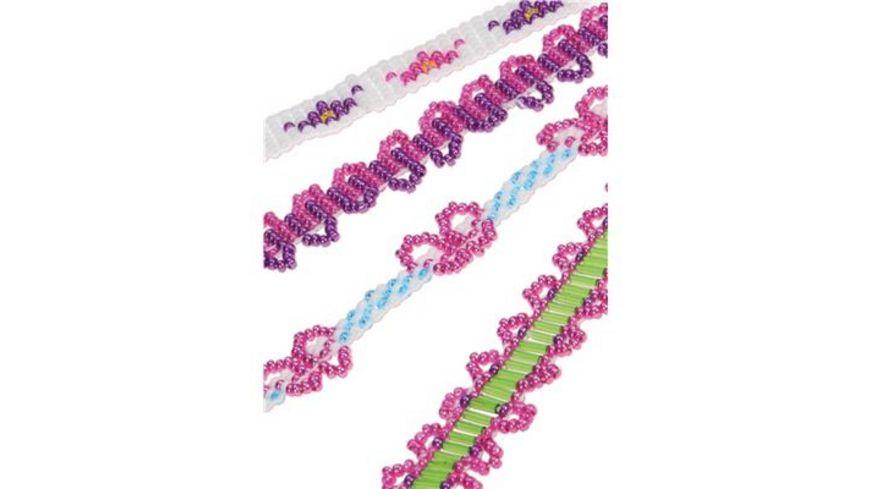 Lena 42006 Rocailles Perlenwebrahmen