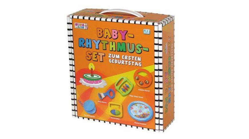 Voggy s Das Baby Rhythmus Set zum ersten Geburtstag