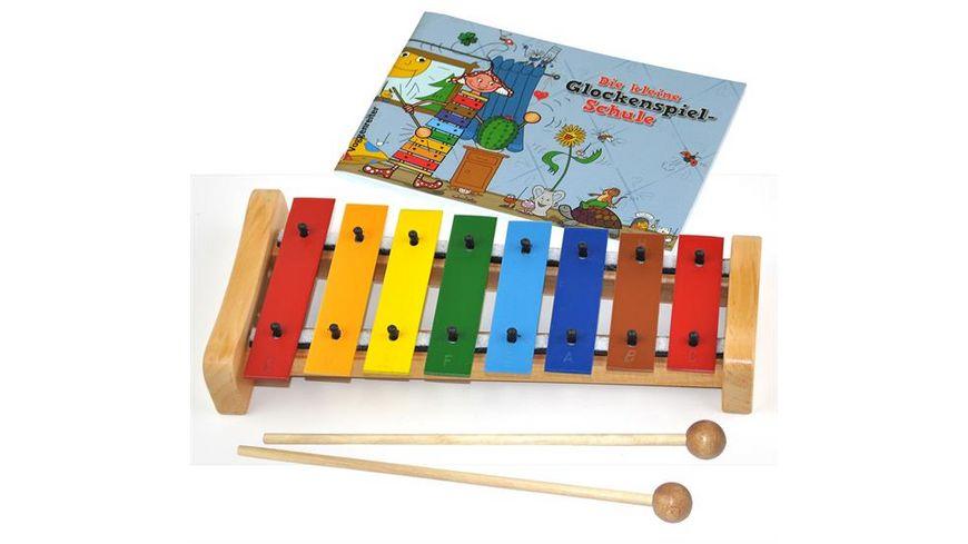 Voggy s Das bunte Glockenspiel Set
