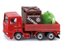 SIKU 0828 Super Recycling Transporter