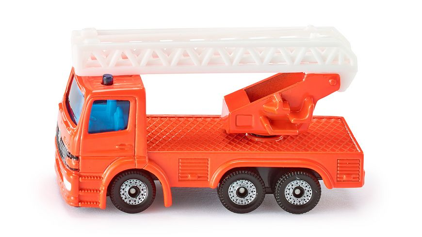 SIKU 1015 Super Feuerwehrdrehleiter