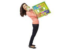 Mattel Games Skip Bo Brettspiel