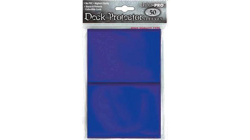 UltraPRO Tsunami Blue Deckprotector Standard Kartenschutzhuellen 50 Stueck