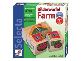 Selecta 62052 Puzzle Farm