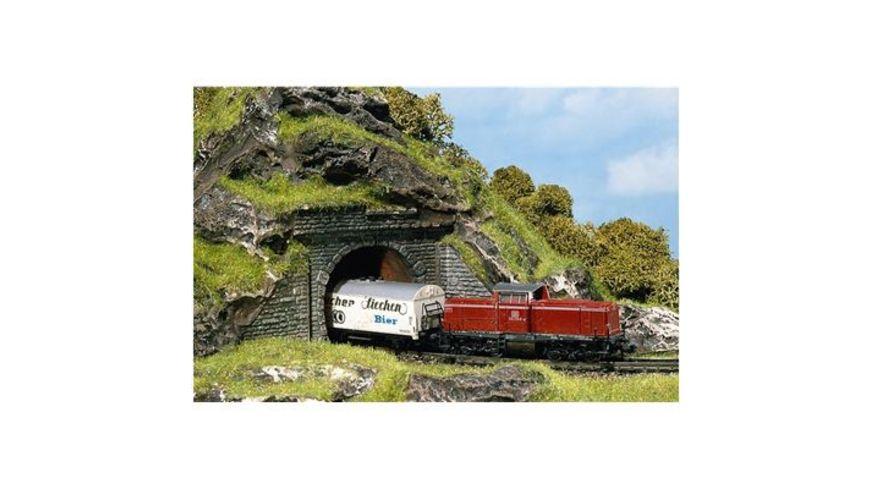 Faller N Tunnelportale 1 gl D E Lok