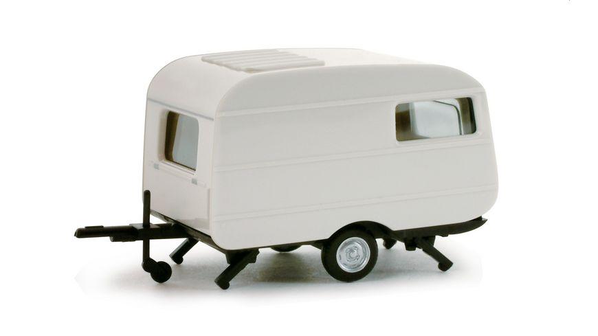 Herpa 053099 - Qek Junior Wohnwagen