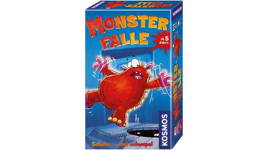 KOSMOS Monsterfalle Mitbringspiel