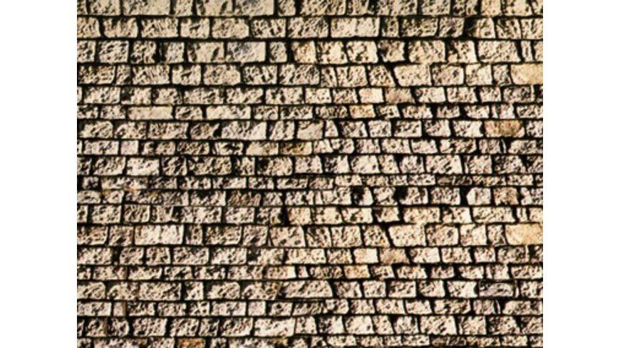NOCH 57740 H0 - Mauerplatte Quaderstein