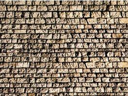 NOCH 57740 H0 Mauerplatte Quaderstein