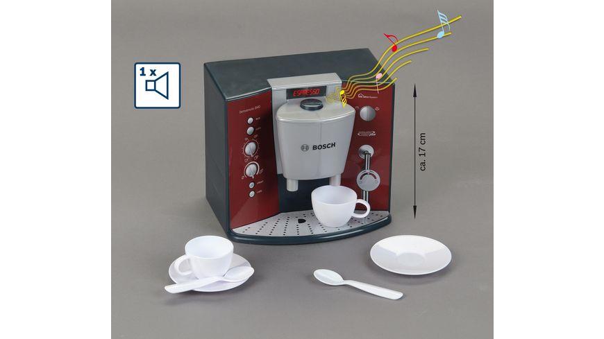 Theo Klein Bosch Kaffeemaschine mit Sound