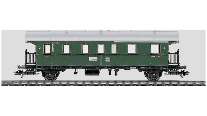 Maerklin 4313 H0 Personenwagen Donnerbuechse Einheitswagen 1 u 2 Klasse DB