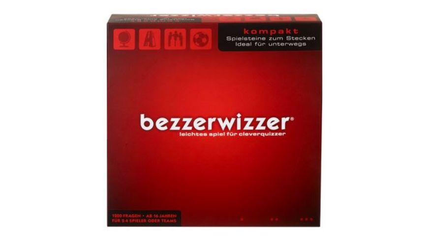 Mattel Games Bezzerwizzer Kompakt