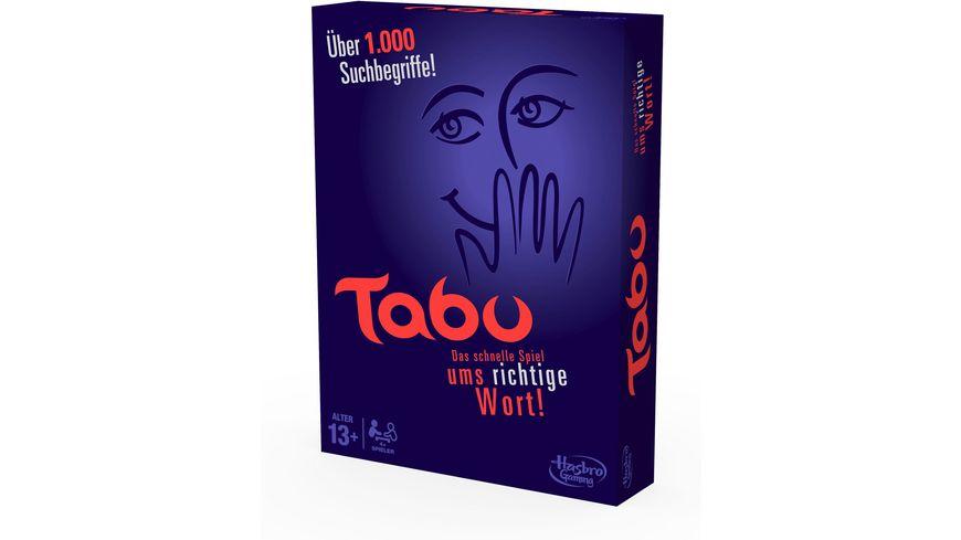 Hasbro Gaming Tabu