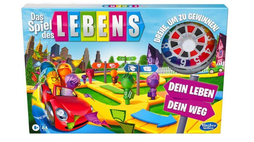 Hasbro Gaming Das Spiel des Lebens