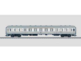 Maerklin H0 Nahverkehrswagen 1 2 Klasse DB Bauart Silberling Ep III