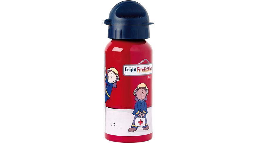 sigikid Trinkflasche Frido Firefighte