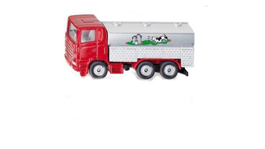 SIKU 1331 Super Milchsammelwagen